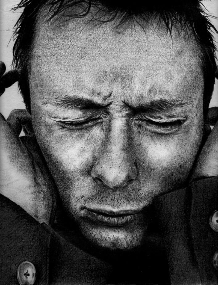 Thom Yorke by 1994